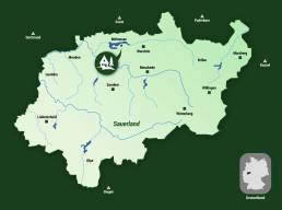 Aktivitäten im Sauerland